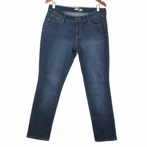 Old Navy The Flirt Dark Wash Stretch Jeans size 10